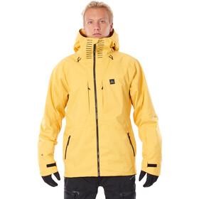 Rip Curl Freeride Search Chaqueta para Nieve Hombre, amarillo